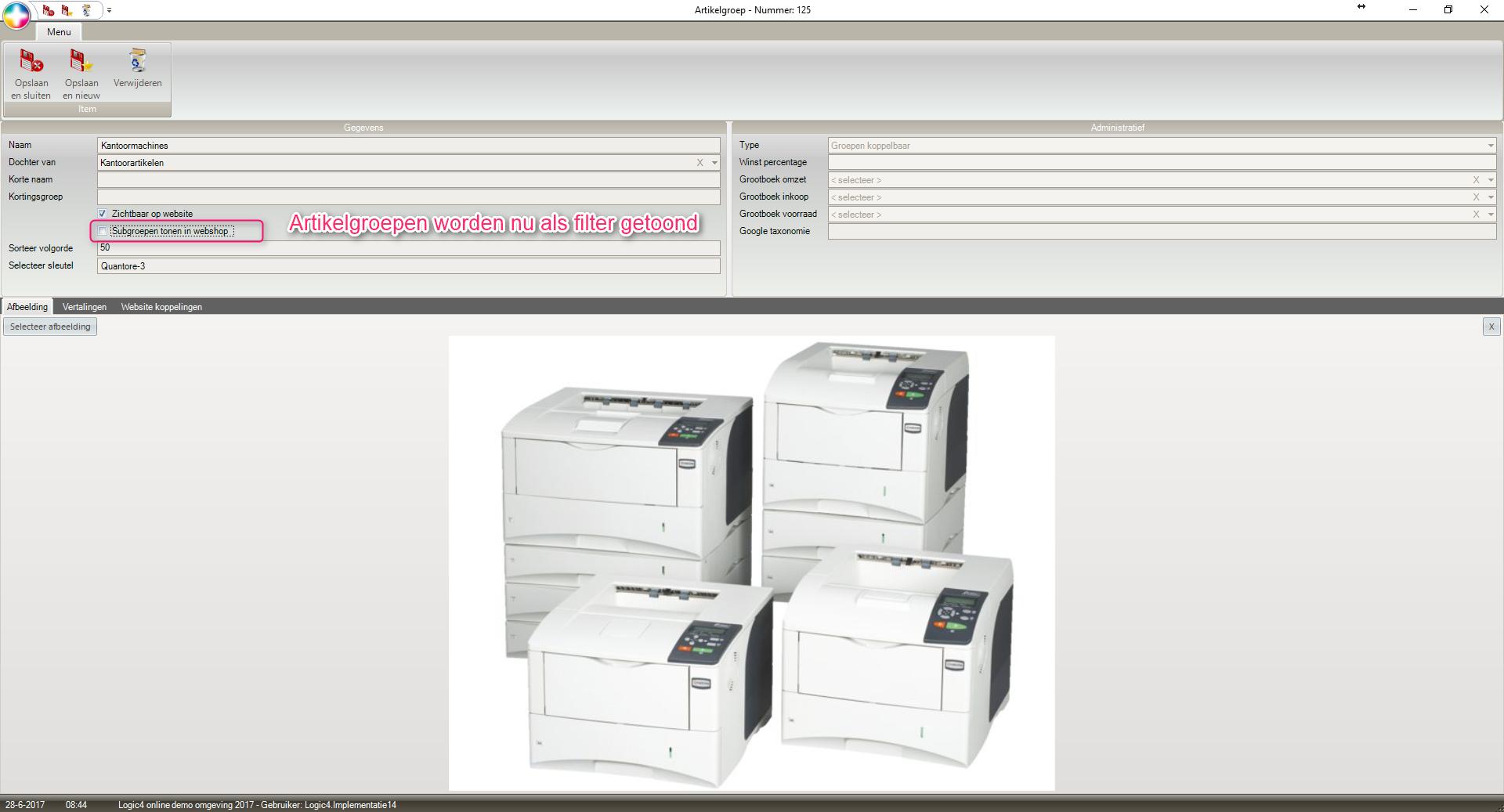 webshop-filtercategorie