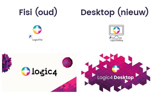 Fisi wordt Logic4 Desktop